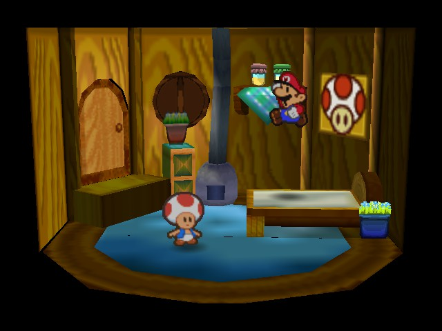 Paper Mario - Misc  - I